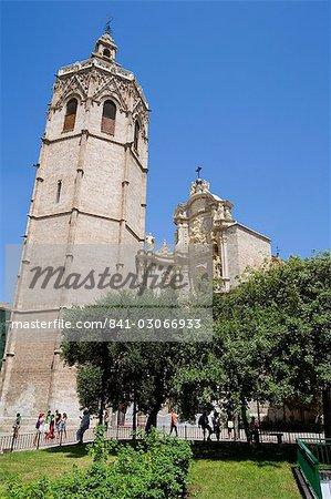 Cathédrale, Valence, Espagne, Europe