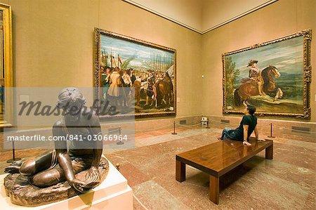 Prado Museum, Madrid, Spain, Europe