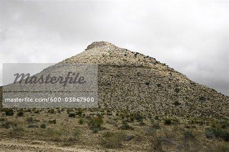 Mountain, Longfellow, Texas, USA