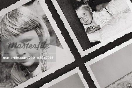 Photographs in Album