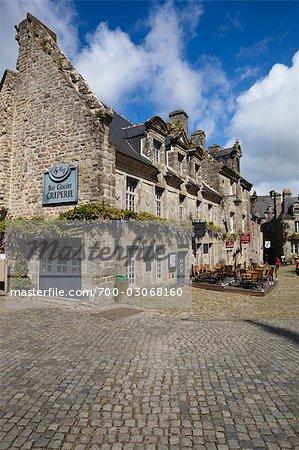 Locronan, Finistere, Bretagne, France