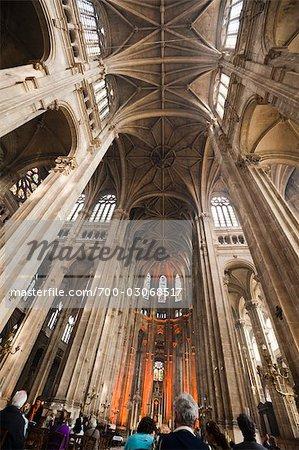 Eglise Saint-Eustache, Paris, France
