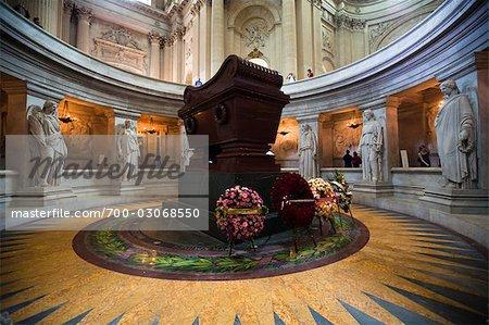 Napoleon's Tomb, Les Invalides, Paris, France