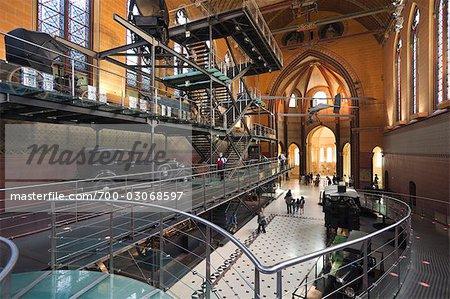 Musée des Arts et Metiers, Paris, Frankreich