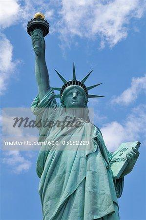 Statue de la liberté, New York City, New York, USA