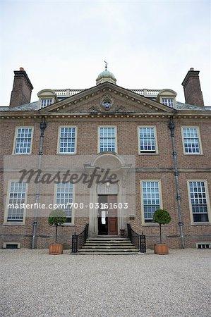 Le grand House, Crane Estate, Castle Hill, rive-nord, Ipswich, comté d'Essex, Massachusetts, USA