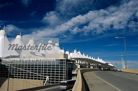 AÉROPORT INTERNATIONAL DE DENVER COLORADO