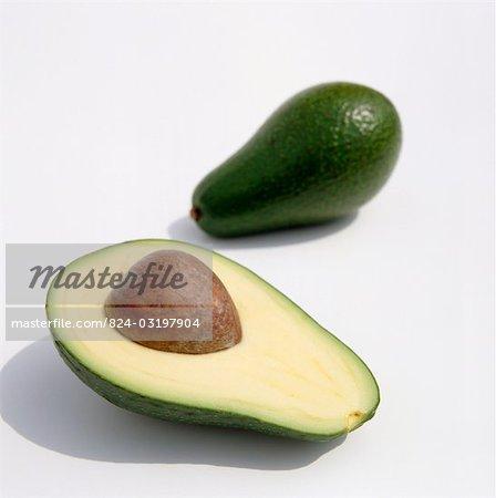 Avocado Birne
