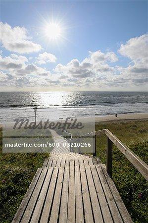 Rantum, Sylt, Nord îles frisonnes, Nordfriesland, Schleswig-Holstein, Allemagne