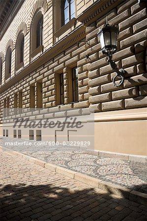 Bâtiment du Parlement, Riga, Riga District, Lettonie