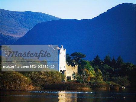 Co Kerry, Killarney, Ross Castle
