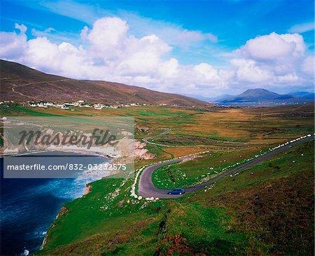 Atlantic Drive, Achill Island Co. Mayo, Irland