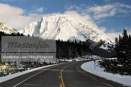Autoroute 40, Kananaskis Country, Alberta, Canada
