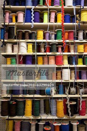 Variété de Threads