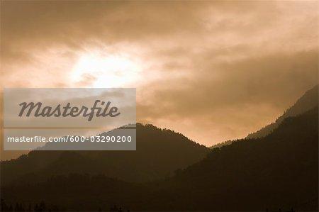 Mountains, Salzburger Land, Austria