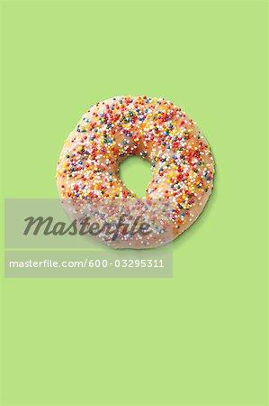 Donut hawaïen