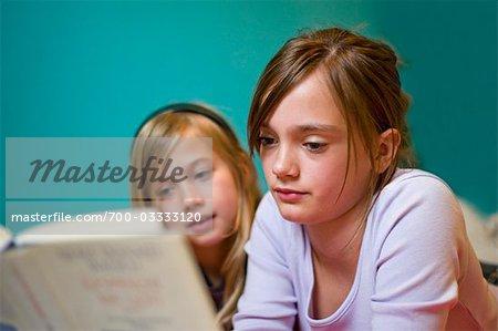 Schwestern Buch zu lesen