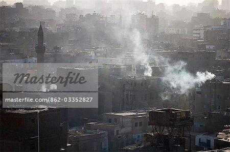 Découvre sur les toits du Caire islamique