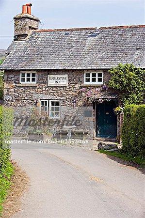 Hugglestone Inn, Dartmoor