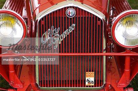 Voitures Alfa Romeo