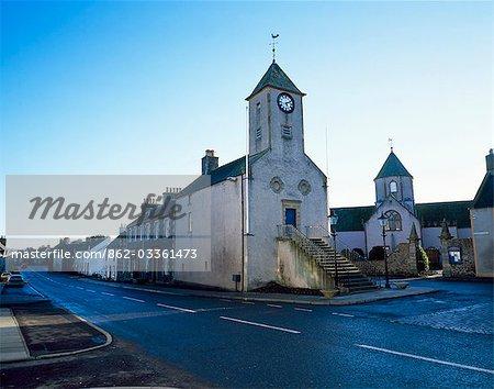 Church in Lauder.