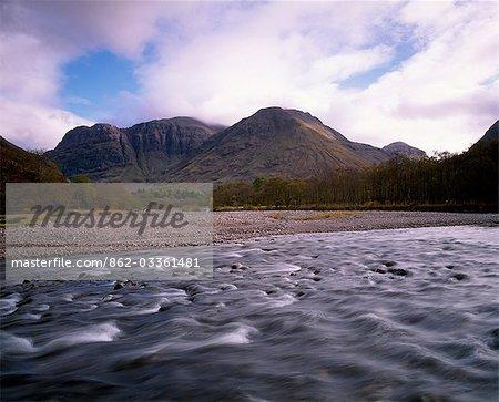 River Coe and Glencoe.