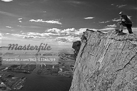 Norvège, Nordland, Helgeland, île de Rodoy