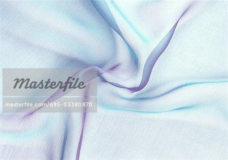 Tissu pastel, close-up, plein cadre