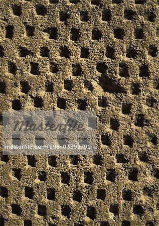 Gitter-Arbeitsfläche, close-up