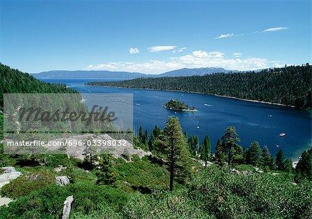 Lake Tahoe, en Californie