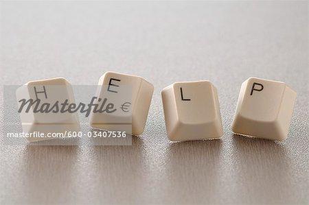 Computer Keys Spelling HELP