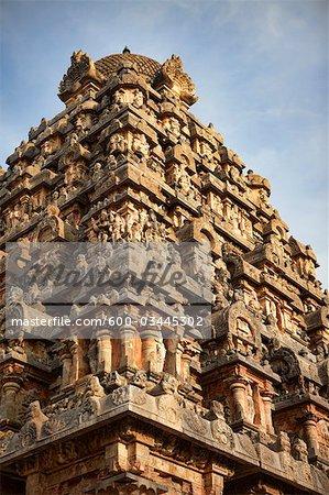 Brihadishwara Temple, Thanjavur, Tamil Nadu, India