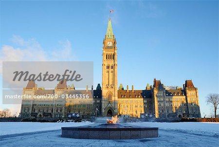 Colline du Parlement, Ottawa, Ontario, Canada