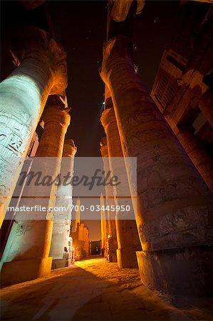 Temple of Amun, Karnak, Luxor, Egypt