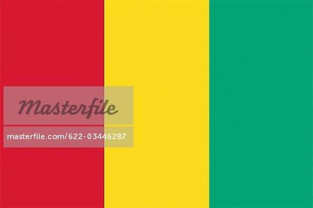Drapeau National de Guinée