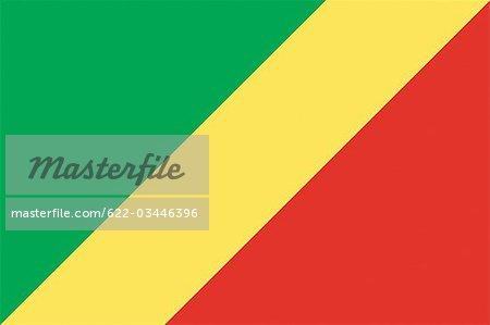 République du Congo drapeau National