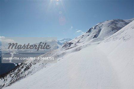Dom-Berg, Walliser Alpen, Wallis, Schweiz