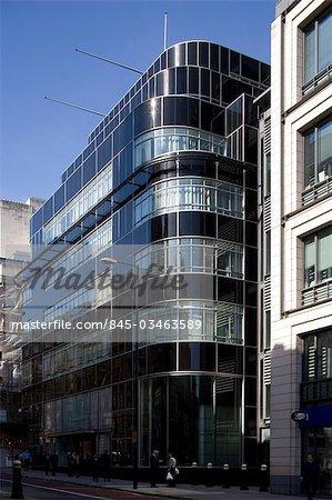 Daily Express Building, Fleet Street, London. 1932. Architects: Ellis Clarke, Ronald Atkinson, Owen Williams