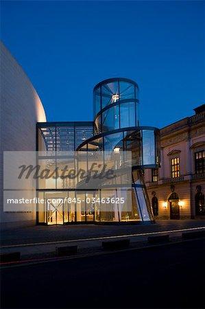 Deutsches Historisches Museum, Berlin. Architekten: I.m. Pei