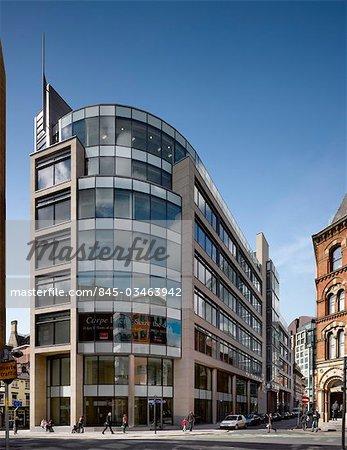 Belvedere, Manchester. Architectes : Aedas