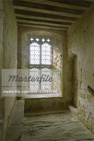 Abbaye de Cleeve. Le hall d'entrée à l'extérieur du réfectoire.