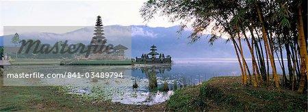 Pura Ulun Danu Bratan temple, Bedugul, island of Bali, Indonesia, Southeast Asia, Asia