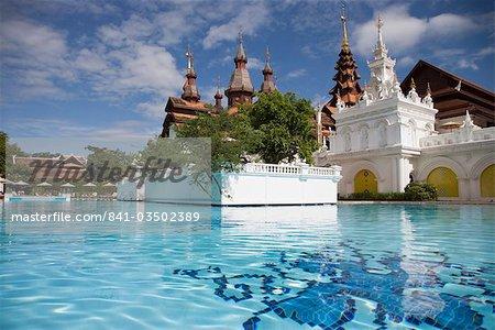 Mandarin Oriental Resort, Chiang Mai, Thaïlande, l'Asie du sud-est, Asie