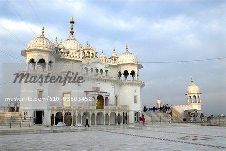 India, Punjab, Anandpur Sahib, Takht Sri Keshgarh Sahib.