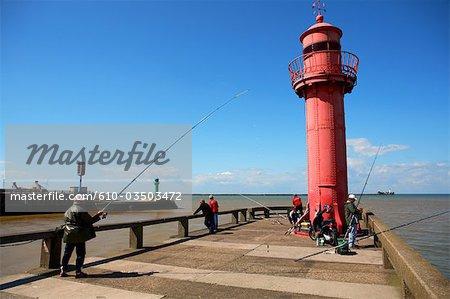 France, Pas-de-Calais, port of Boulogne sur Mer