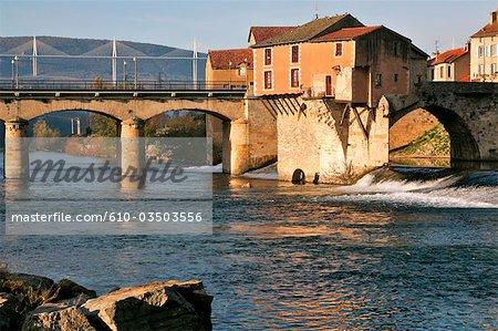 Viaduc Millau Aveyron, France