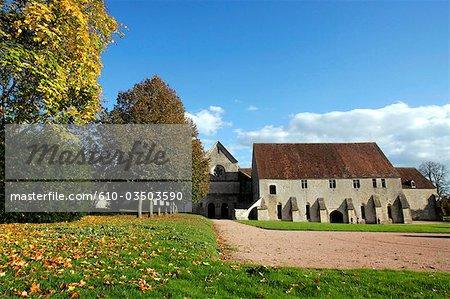 Abbaye de Noirlac France, Centre,