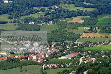 France, Rhone Alpes, Saint Laurent en Royans