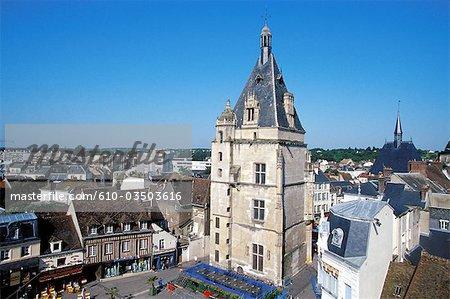 Beffroi de Centre, Dreux, France