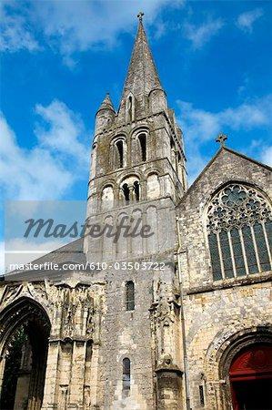 Abbaye de Montivilliers France, Normandie,